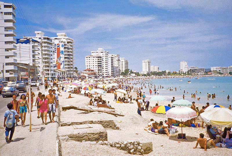 Salinas Beach Ecuador Hotels