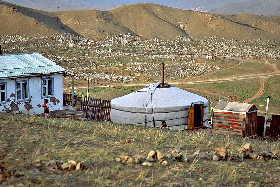 Which Capital Of Mongolia?