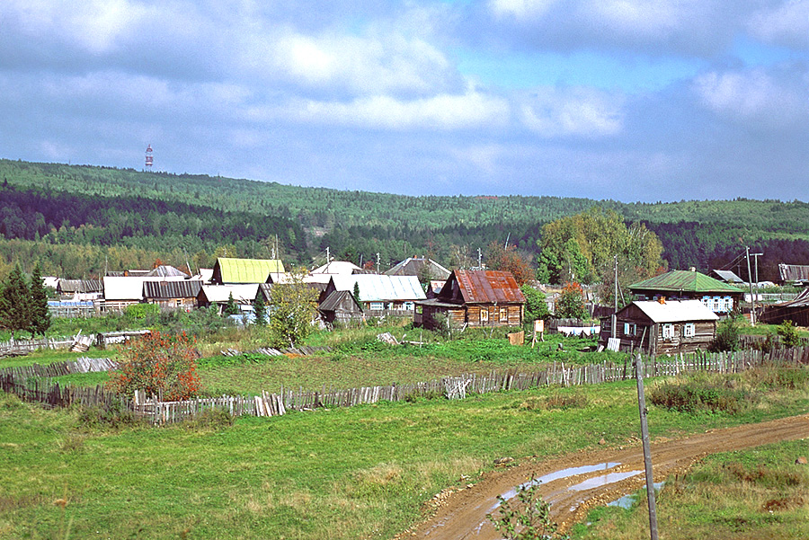 Village In Russian 114